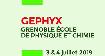 GEPhyX 2019