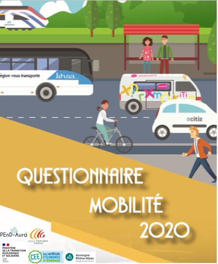 Que pensez-vous de la mobilité sur Fauginy-glières ? Comment vous déplacez-vous ? Quelle connaissance des solutions de mobilité?