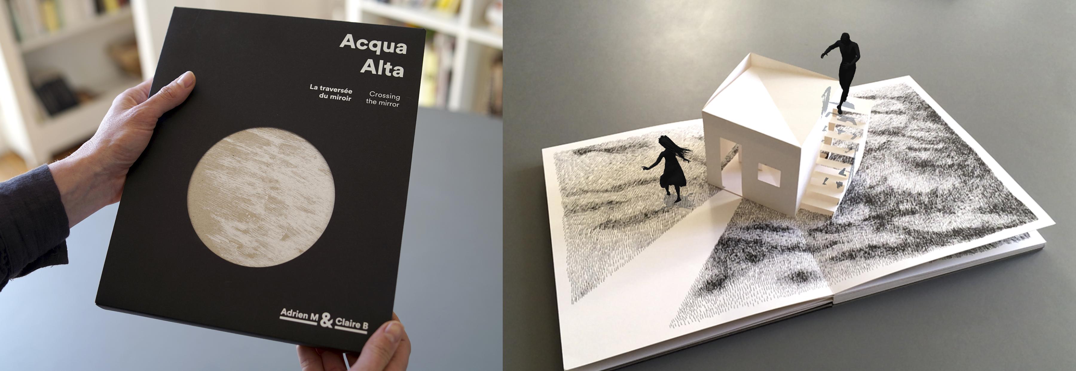 Adrien M & Claire B / Acqua Alta - La traversée du miroir