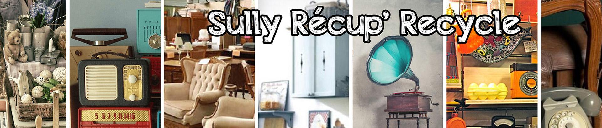 Sully Récup Recycle, une ressourcerie en Val de Sully