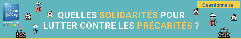 Centres Sociaux, solidarités et précarités