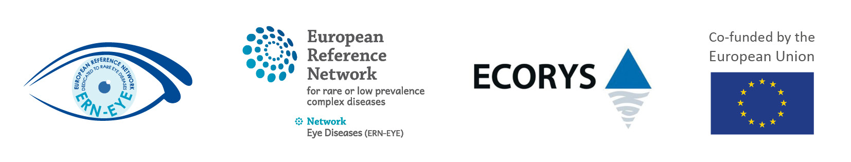 ERN-EYE and ECORYS co-funded by the European Union