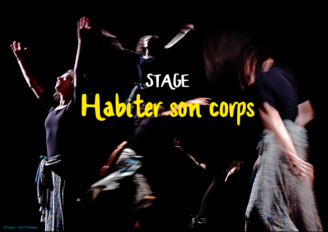 Stage Habiter son corps
