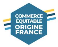 logo du commerce équitable origine France