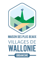 logo Maison urbanisme les plus beaux villages de Wallonie