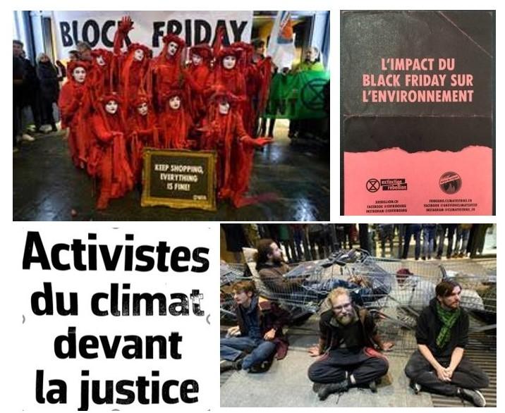 BLOCK FRIDAY et procès en vue