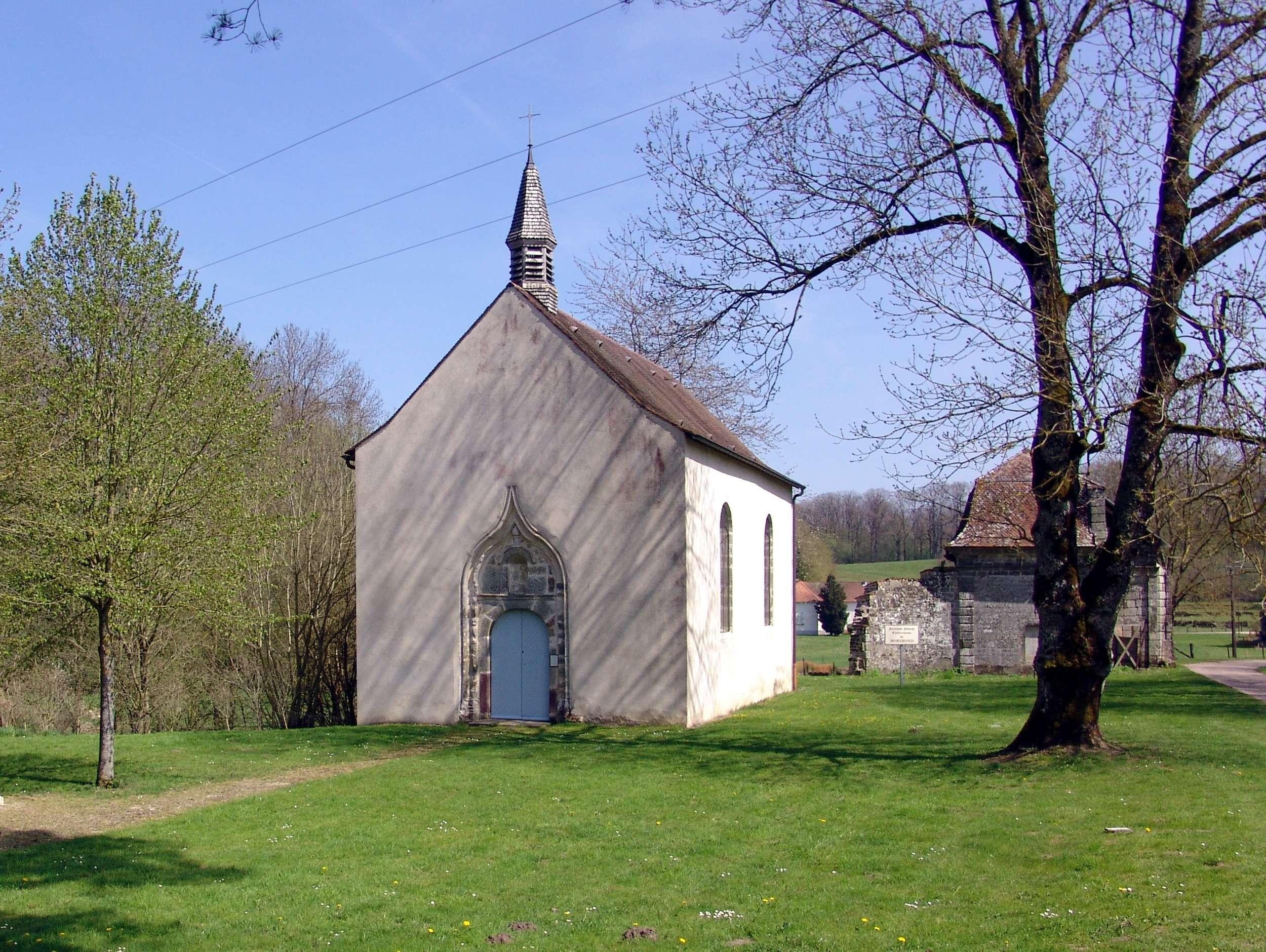 Chapelle Ste Usrule
